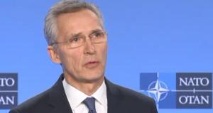 Реакция НАТО на действия США и Ирана (пресс-конференция)