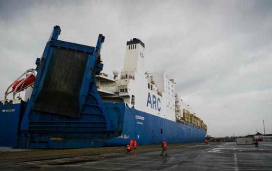 транспортный корабль Эндьюранс