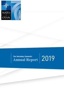 Годовой отчет Генсека НАТО за 2019