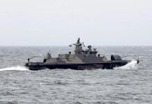 Совместные учения кораблей НАТО и шведских ВМС