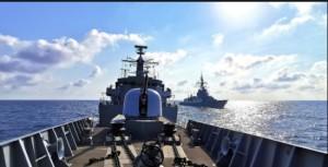 Корабли НАТО примут участие в учениях Sea Breeze в Черном море