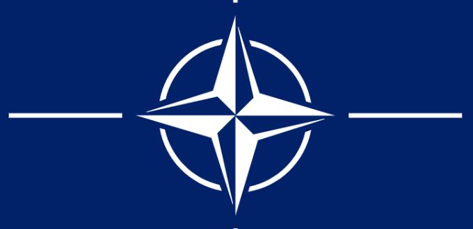 флаг блока НАТО