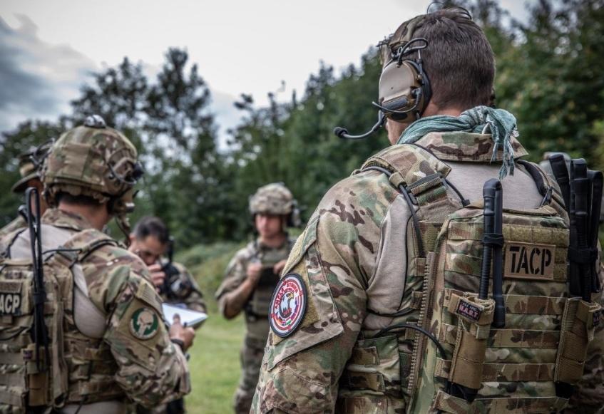 фото корректировщиков НАТО