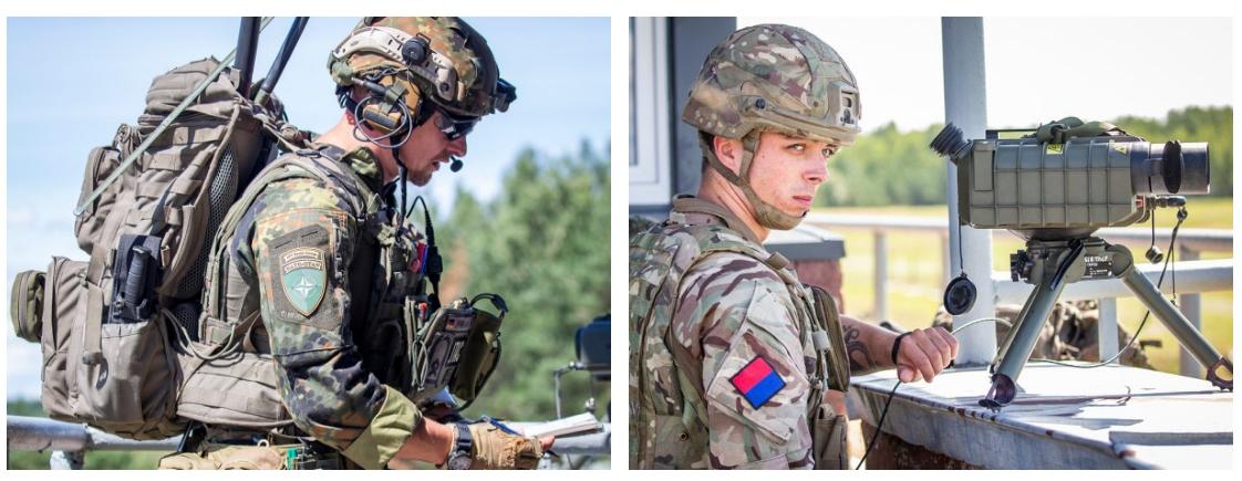 учения военных в литве