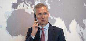 Генсек НАТО обсудил ситуацию в Белоруссии с министрами иностранных дел Прибалтики и Польши