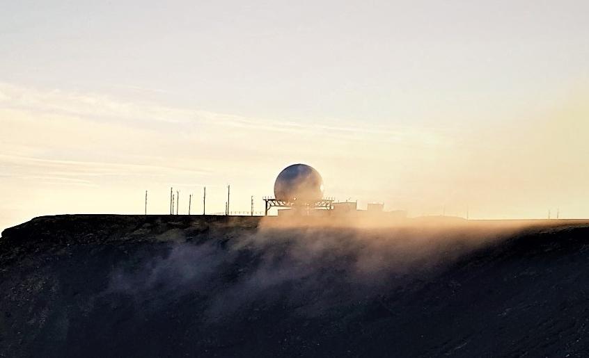 НАТО модернизирует радары в Исландии