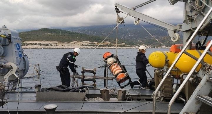 Корабли НАТО приняли участия в турецких морских учениях Nusret