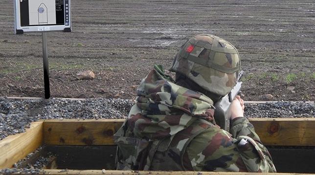 Агентство НАТО поставило в Литву систему оборудования для стрельб