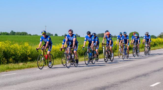 велосипедный тур нато